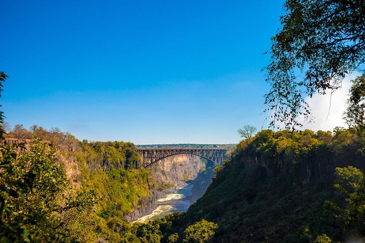 """The Victoria Falls is referred to as the """"adventure capital' of Africa.  With an abundance of activities available, you will never get bored. Share any images of you doing activities at the Vic Falls in the comment section bellow..."""