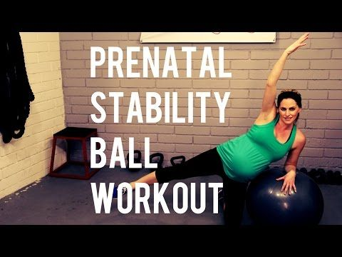 7 Awesome, Safe Workouts For Pregnant Moms