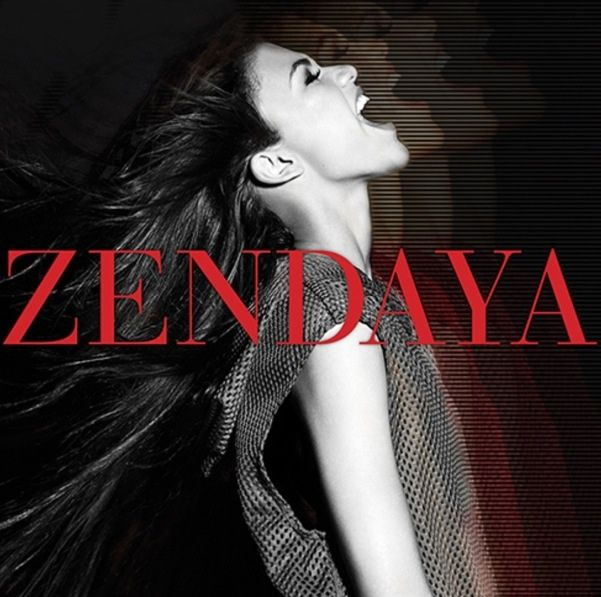 "Artwork For Zendaya's Self-Titled Album Released, ""Replay"" Video Premiering August 15, 2013"