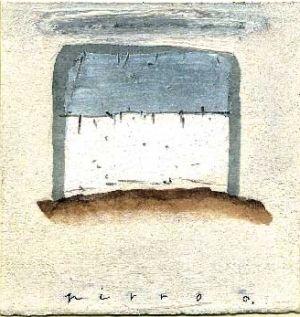 """Pirro Cuniberti, """"Ricordo di paese"""" - 2006"""