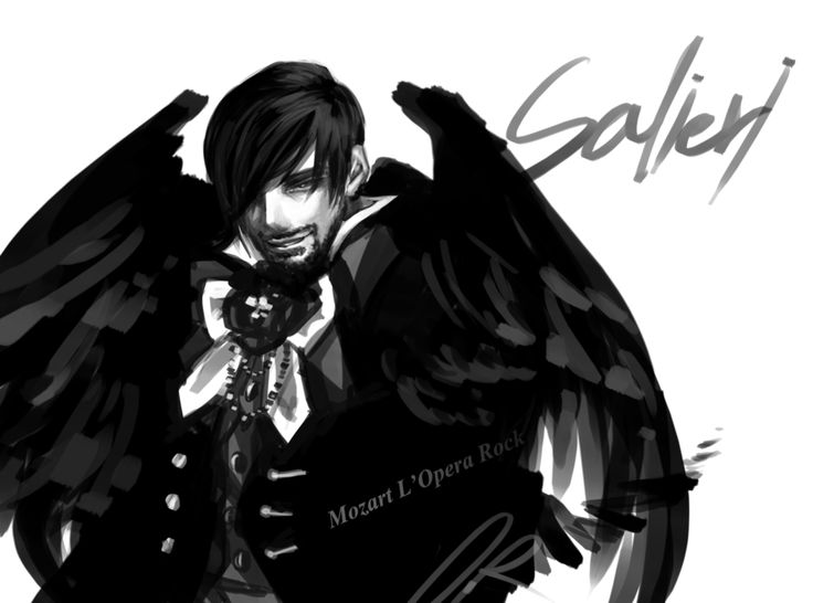Salieri by koi3203 on deviantART