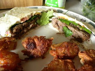 Cookin' with Super Pickle: Copycat Applebee's Quesadilla Burgers