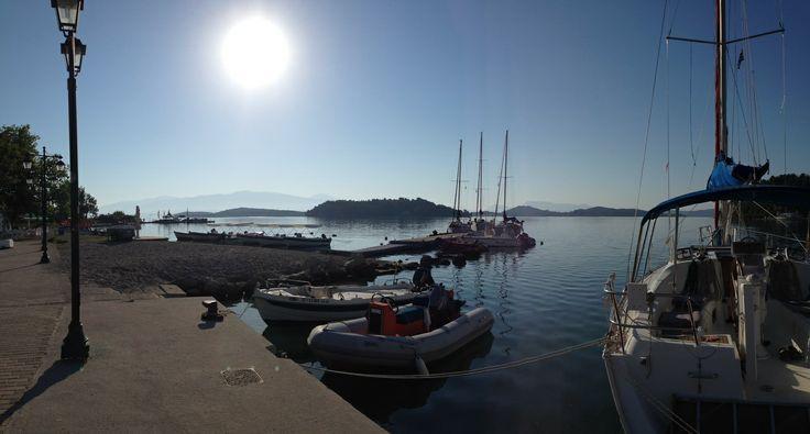 Nidri port