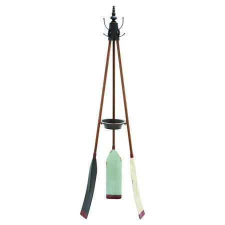 You should see this Rowing Oar Coat Rack in Metal on Daily Sales!