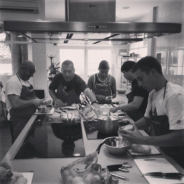 Curso Intensivo Iniciación a la Cocina 2015: cursos de verano Pepekitchen
