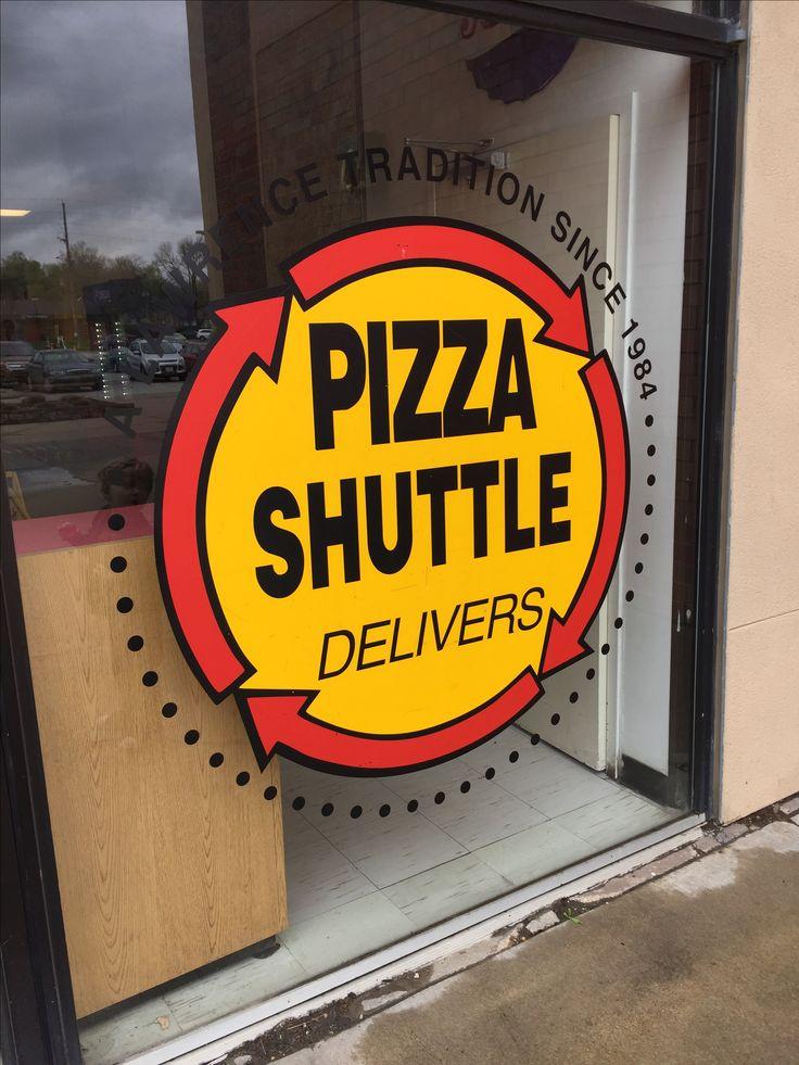 Pizza Shuttle. Lawrence, Kansas. ❤️