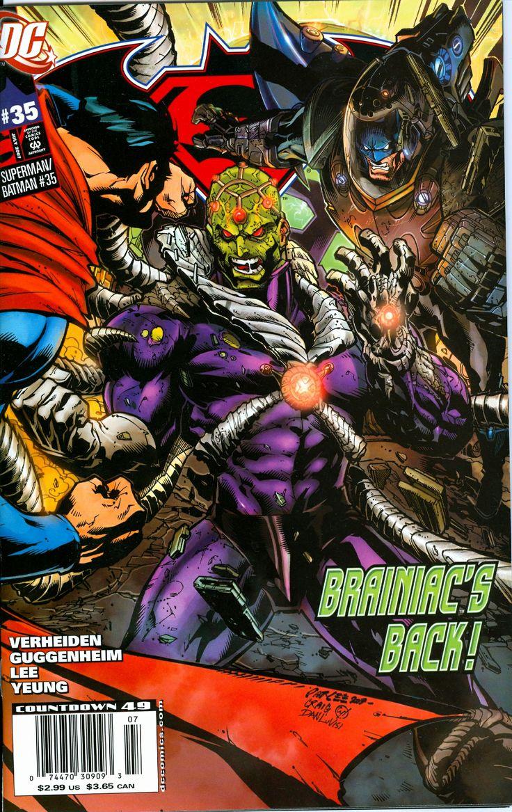 brainiac | Brainiac, king of all media - Brainiac