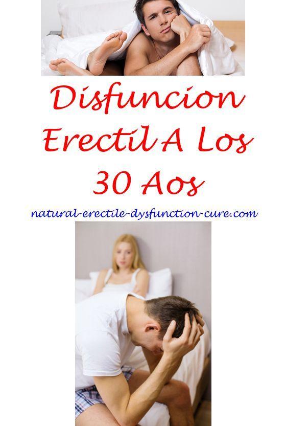 Suplementos para el tratamiento de la disfunción eréctil
