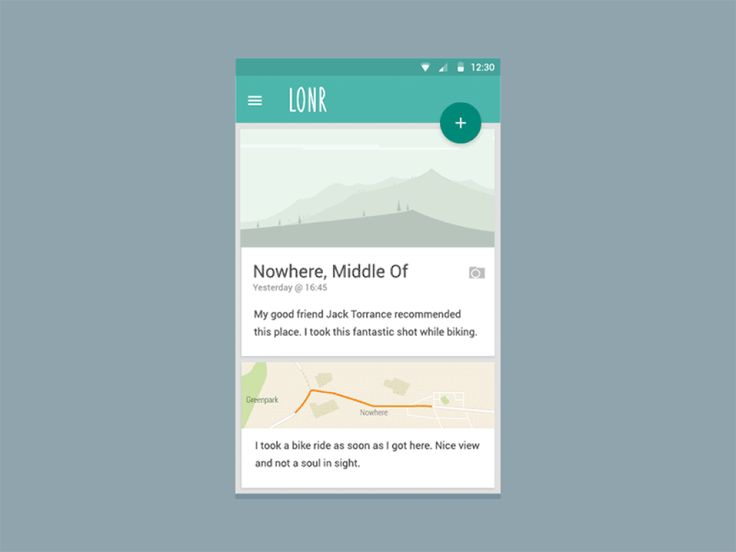 25 Gorgeous Material Design Interface Animations | UltraLinx
