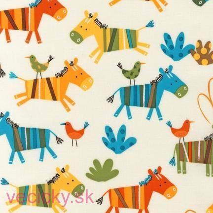 Robert Kaufman - zebry a vtáčiky
