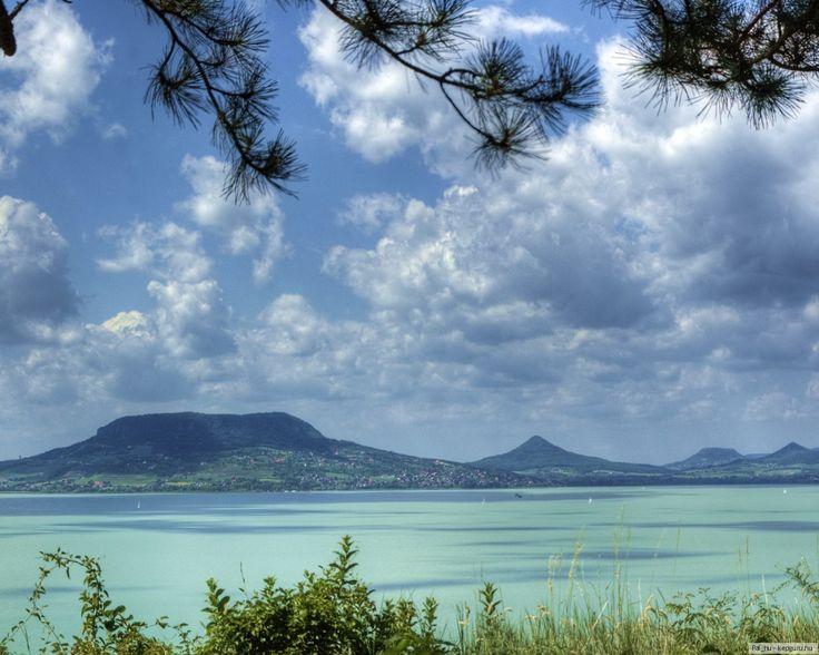 Our beautiful Balaton Lake in Hungary