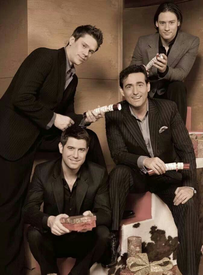7 best il divo fans for charity images on pinterest - Il divo man you love ...