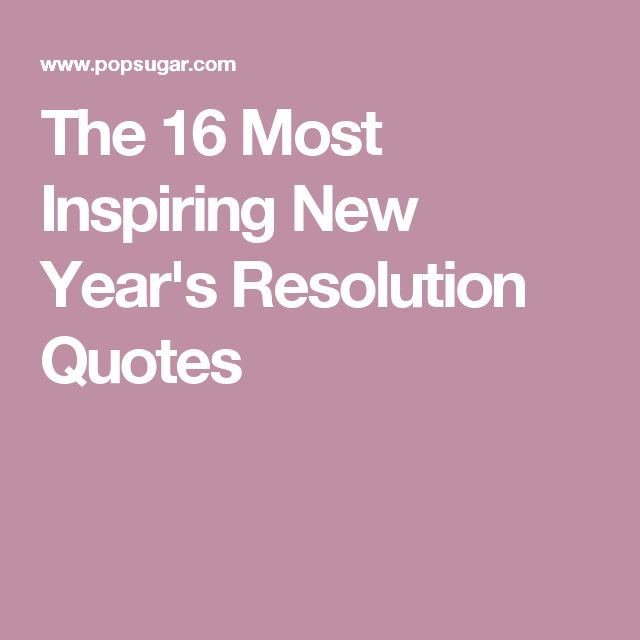 New Year Quotes About Me: 17 Best New Year Resolution Quotes On Pinterest