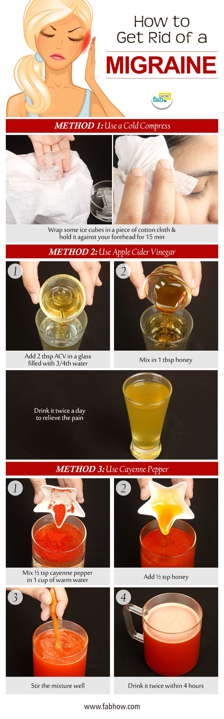 How to Get Rid of Migraine Fast without MedicationArmz