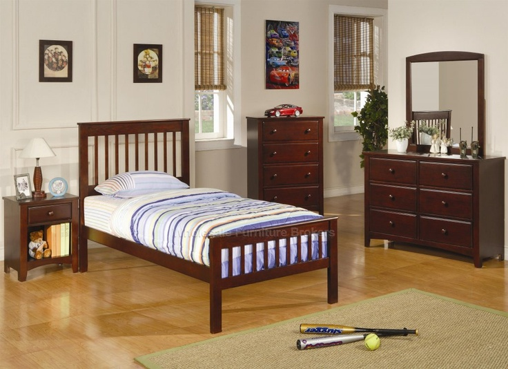Parker Twin Mission Style Bedroom Furniture Set by Coaster Company   DC. Best 25  Twin bedroom furniture sets ideas on Pinterest   Boys