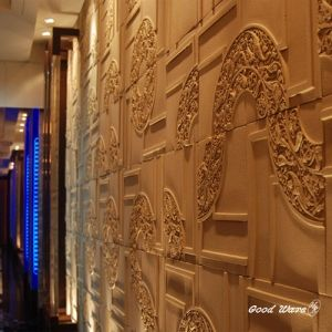 Polyurethane Baroque Style Feature Wall Panels | European Style Decor