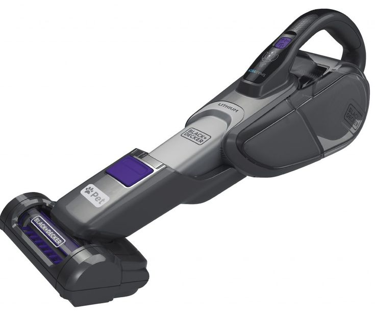 Pet Vac. I have used a various handheld Vacs over the years and always felt they simply did not offer the necessary cleaning power.