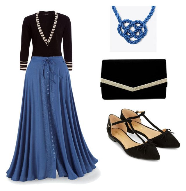 pretty you by nagma-dhingra on Polyvore featuring polyvore fashion style NIC+ZOE Accessorize Nina ApreciouZ clothing