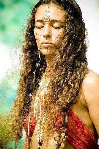 hippie meditation