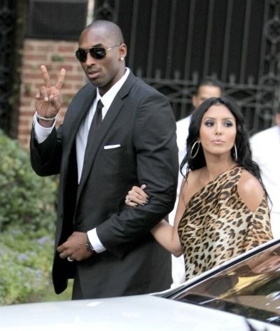 Kobe Bryant and Wife Vanessa End Divorce Action...