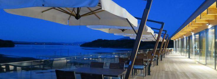 Reštaurácia a bar Marina na Liptove priamo pri Liptovskej Mare | Marina Liptov