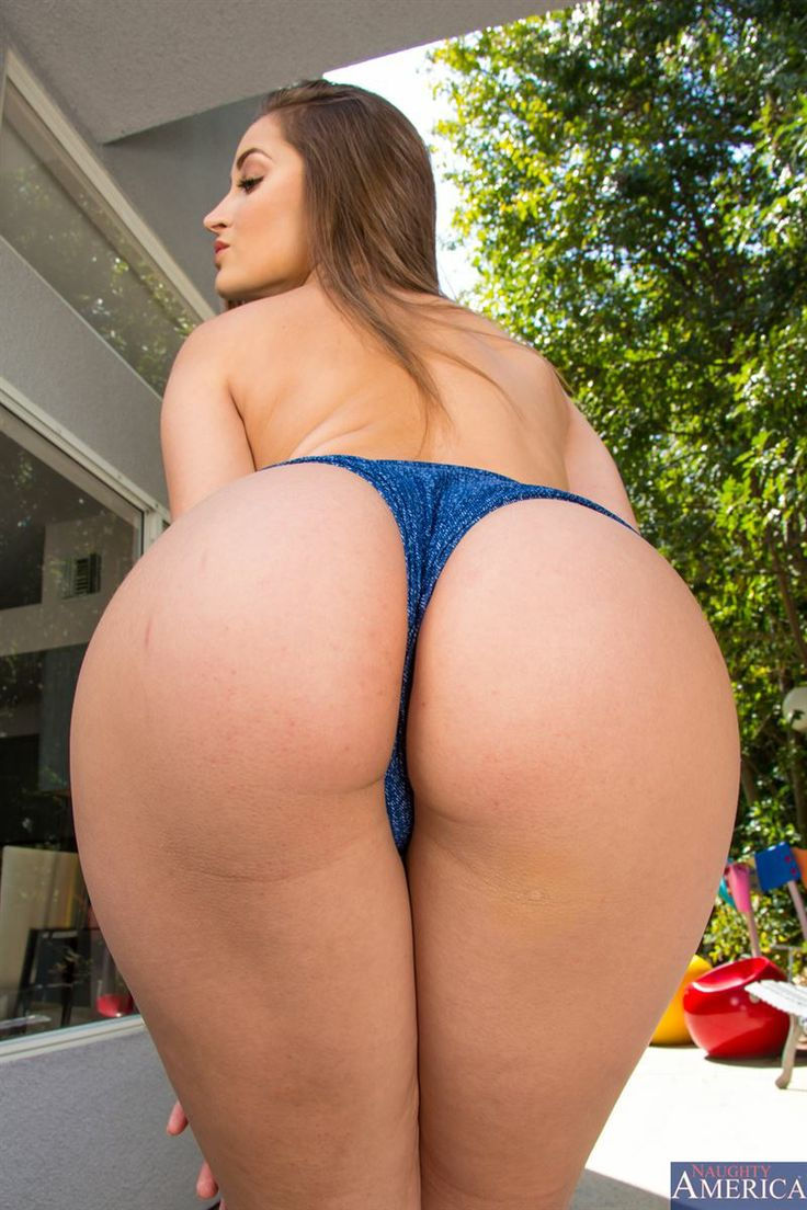 Dani Daniels Today At Naughty America - Booty Ass Thong -9071