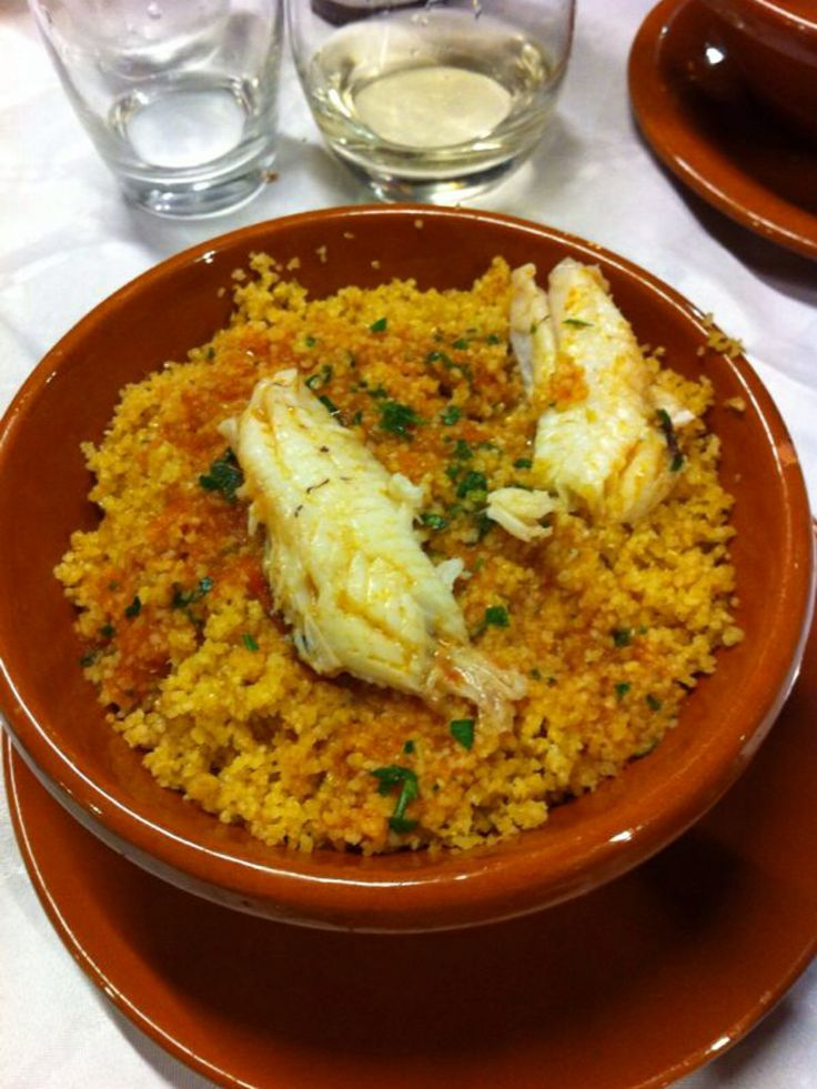 #Cous cous trapanese #Trapani