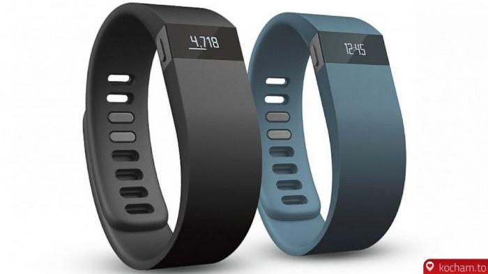 Kocham.to - Fitbit Force - elektroniczna opaska wspomagająca trening