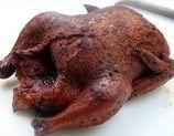 Brined, Spice Rubbed & Smoked Whole Chicken Recipe - Recipezazz.com