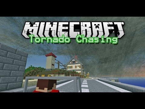 Minecraft Tornado Chasers ~ Episode 4 - YouTube