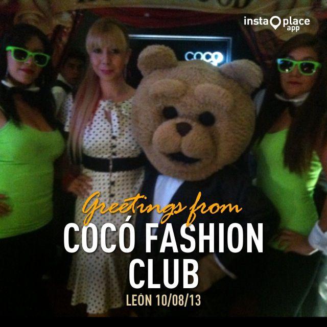 TED en @Cocó Club