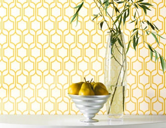 Love this wallpaper  // Given Campbell & York Wallcoverings