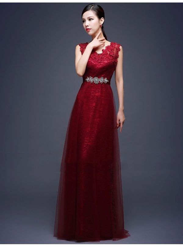 17  images about Top 50 Ruby-Red Bridesmaid Dresses on Pinterest ...