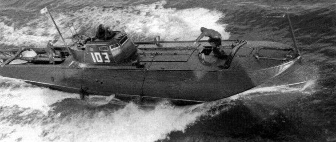 Russian MTB Sh4.Soviet Navy used Motor torpedo boats for ...