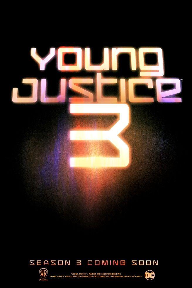 Young Justice Season 3 Officially Announced, OMG YAAAAASSSSSSS!!!