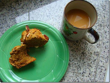 Clean Eating ,Vegan Banana Bread Muffins | Vegan | Pinterest