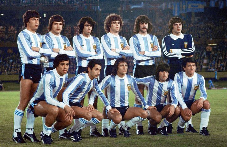 Argentina 1978 World Cup Team