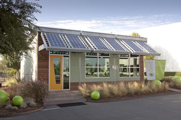 Modular Green Classroom ~ Gen prefab sustainable schools and classrooms