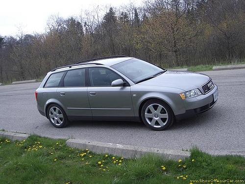 2003 Audi A4 1.8T Quattro Avant Sport