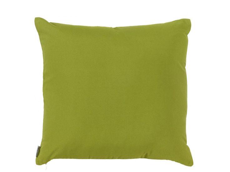 Декоративная подушка Ирландский мох приятного оттенка зеленого – одного из самых благоприятных для человека цвета, расслабит и в это же время наполнит его энергией.