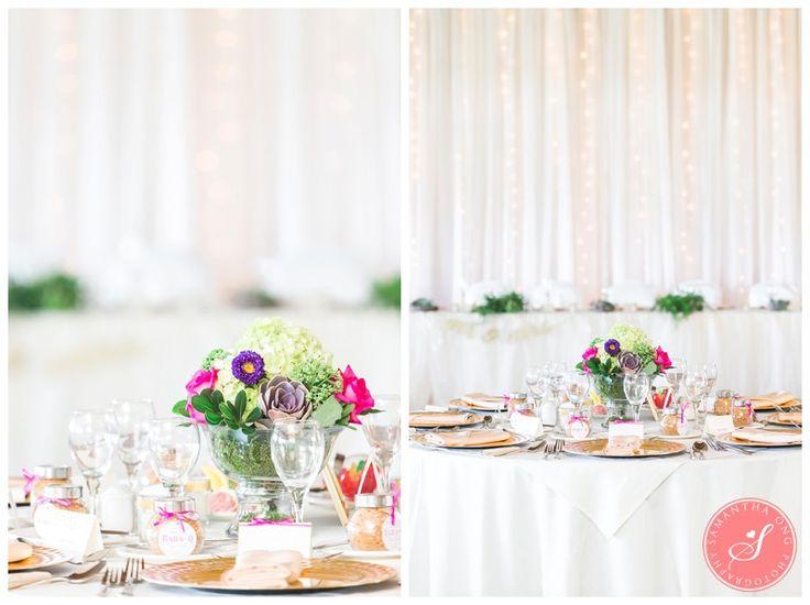 Gorgeous reception photos | Legends on the Niagara Summer Wedding Photos: Lindsay +  Dave | © 2015 Samantha Ong Photography samanthaongphoto.com | #samanthaongphoto #niagaraweddings #niagara #weddings #weddingphotography #legendsontheniagara #niagaraparkweddings