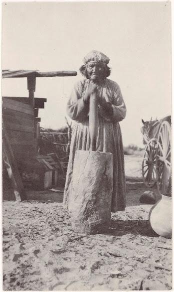 Matilda Razon - Cahuilla - 1917