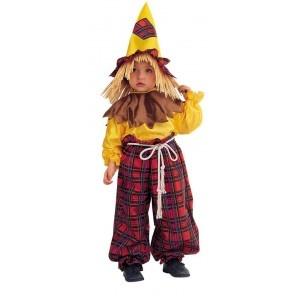 Disfraz de espantapajaros bebé - Funidelia
