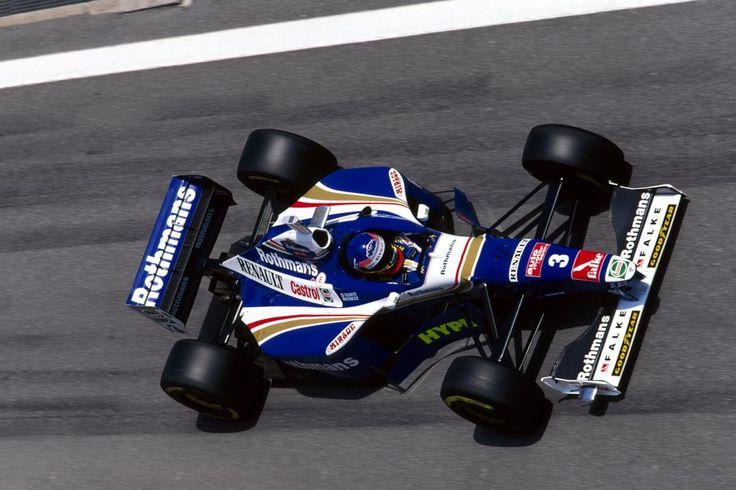 Jacques Villeneuve (Spain 1997) by F1-history