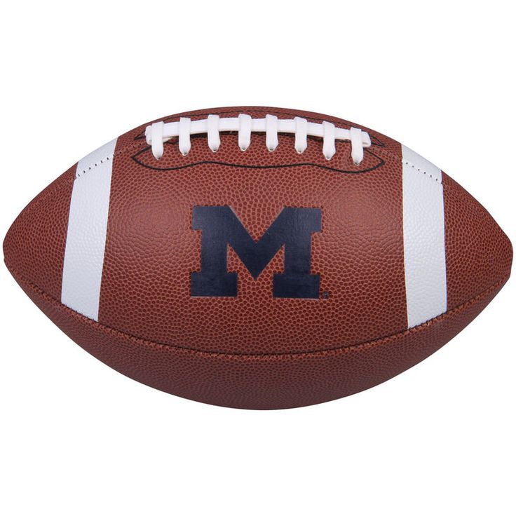 Michigan Wolverines Nike 2016 Vapor 24/7 Replica Football
