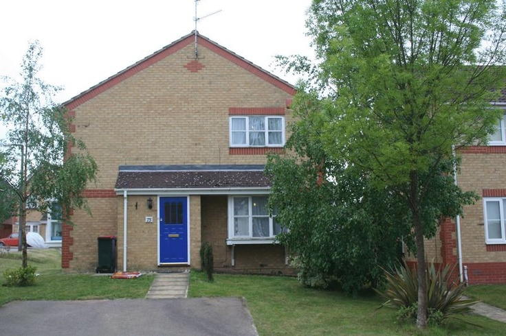 Monthly Rental Of £675  1 Bedroom Terraced House - Lyon Close, Crawley, West Sussex, RH10 7NE Estate Agents