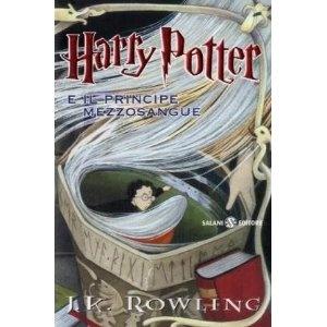 Harry Potter e il Principe Mezzosangue: 6: Amazon.it: J. K. Rowling, S. Daniele, D. Gamba, B. Masini: Libri