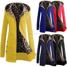Womens Warm Winter Hooded Coat Jacket Ladies Parka Overcoat Long Outwear Clothes