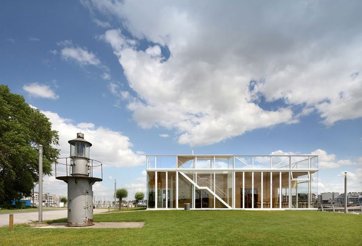 Royal Belgian Sailing Club Alberta/Wim Goes Architectuur