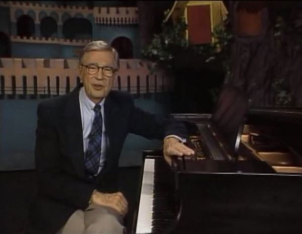Mister Rogers's Last Message to the Children He Helped Raise